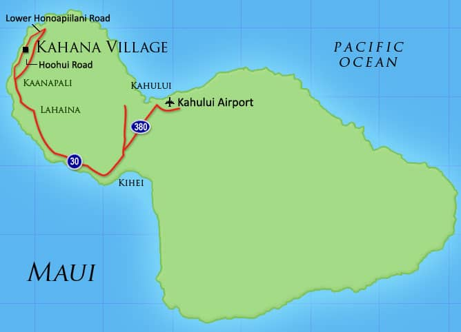 Maui Vacation Rentals at Kahana Village: Directions & Parking on king khalid international airport map, cherry capital airport map, lewiston airport map, northwest arkansas regional airport map, kaanapali beach map, hana airport map, blue grass airport map, los angeles intl airport map, territory of hawaii map, casper airport map, faleolo international airport map, lafayette regional airport map, wittman regional airport map, kamuela airport map, lake tahoe airport map, dillingham airfield map, providenciales international airport map, wilmington international airport map, sioux falls regional airport map, warsaw chopin airport map,